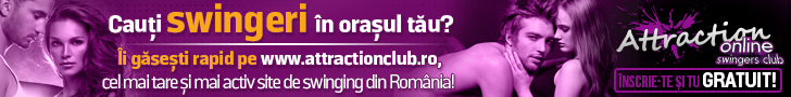 Înscrie-te pe Attraction Online Swingers Club!